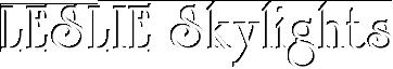 leslieskylight logo
